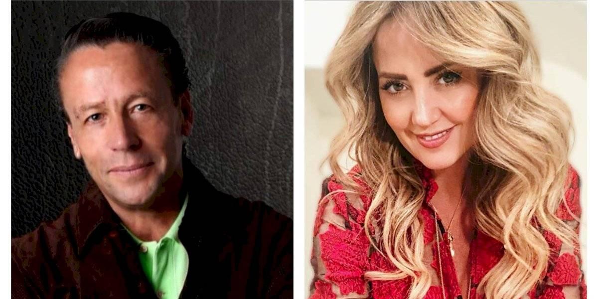Adame revela infidelidad de Andrea Legarreta a Erik Rubín