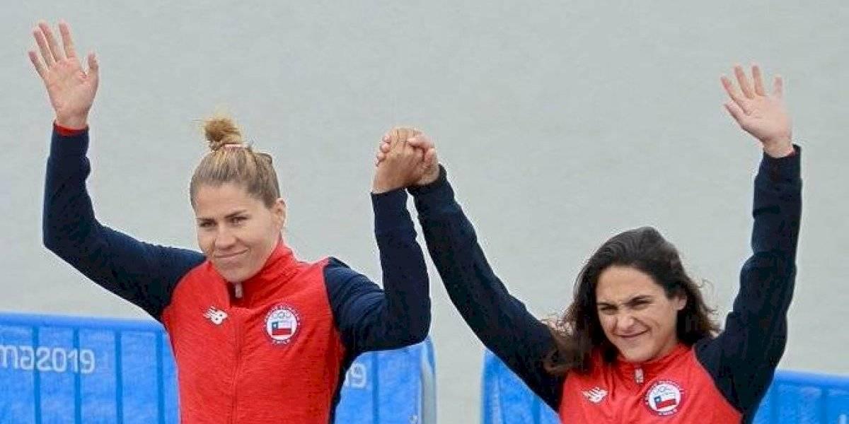 El Mundial de canotaje sigue dando alegrías: Karen Roco y María José Mailliard clasificaron a Tokio 2020