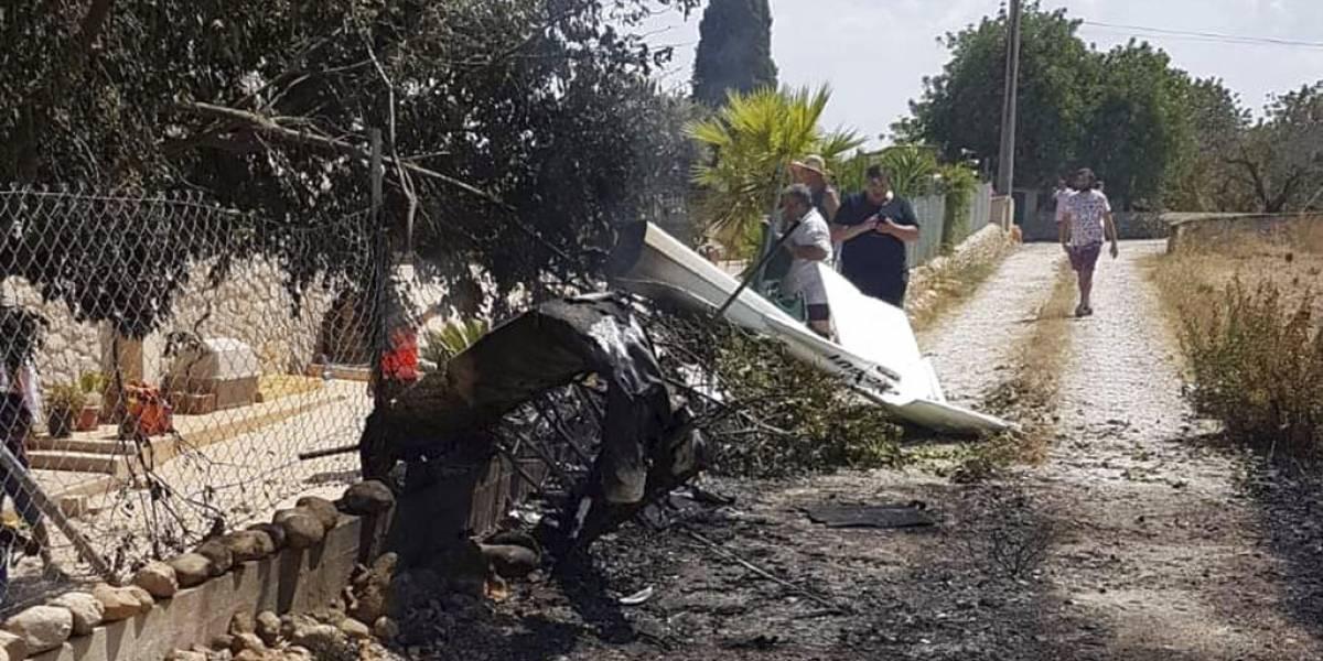 Choque de dos aeronaves en Mallorca deja varios muertos