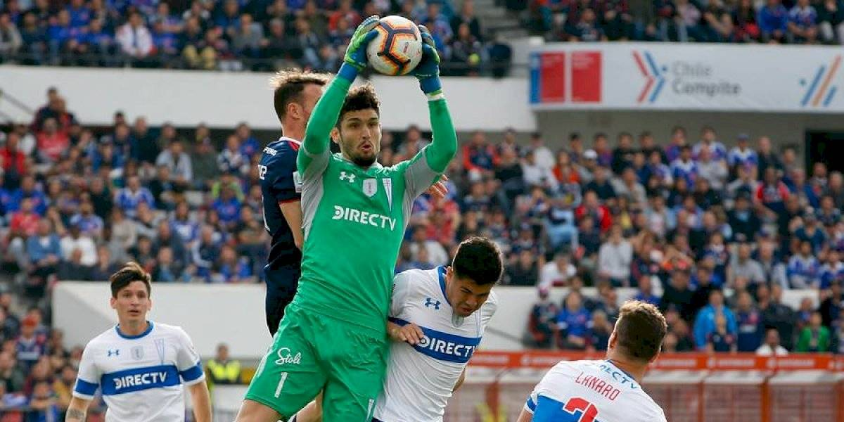 Dituro impidió el triunfo de la U y ayudó a la UC a sacar un empate en un intenso Clásico Universitario
