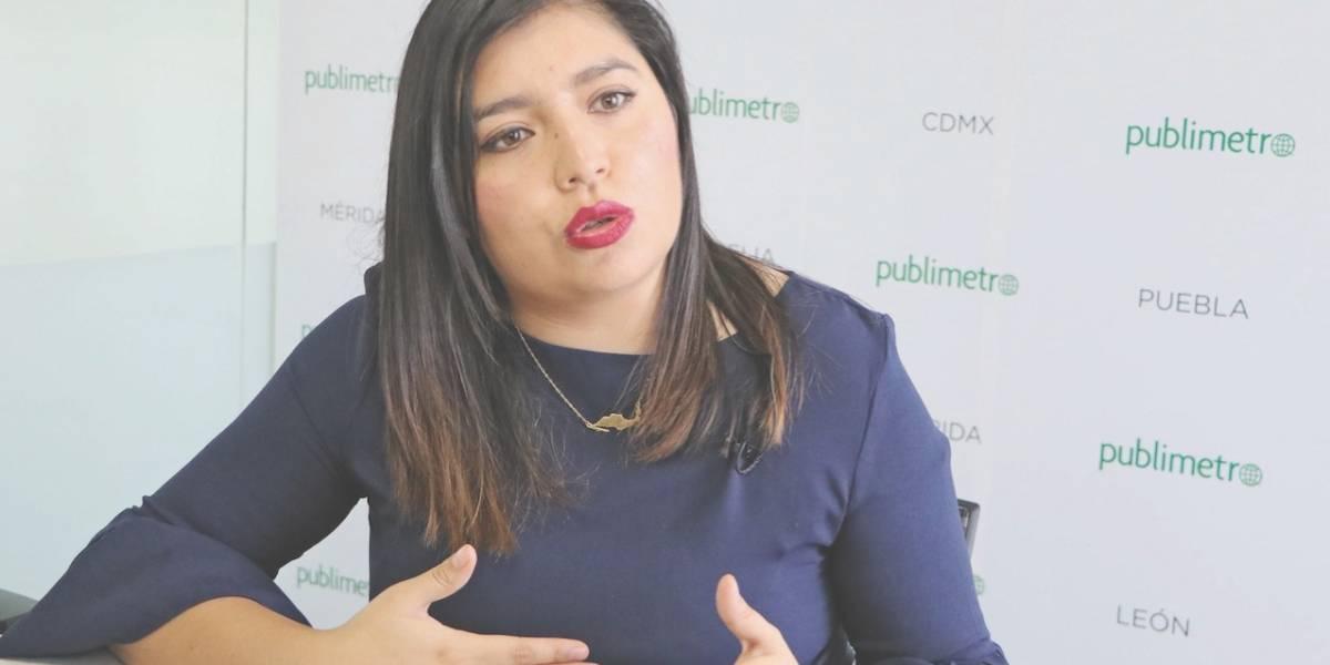 El feminismo no es un movimiento en contra de los hombres, ni es revanchista: Daniela Valencia
