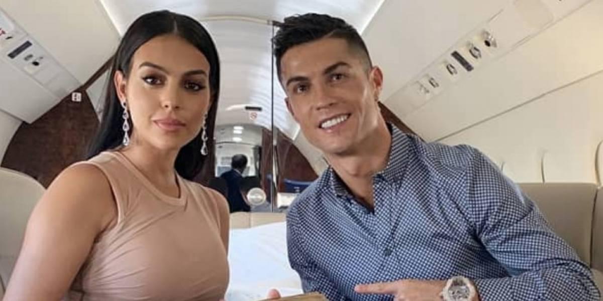 Georgina Rodríguez reveló su secreto para hacer feliz a Cristiano Ronaldo