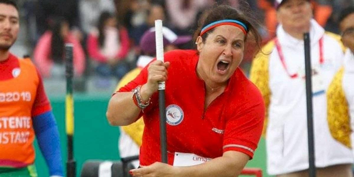 En apenas tres días, Chile iguala su mejor actuación en Juegos Parapanamericanos