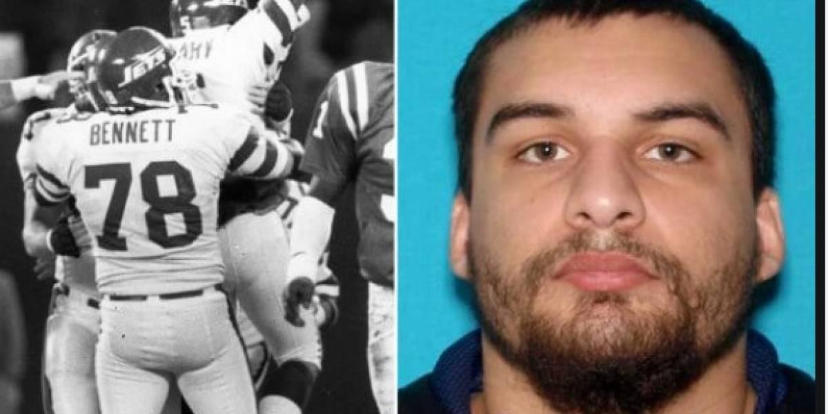 Detienen en México a presunto homicida de ex jugador de la NFL
