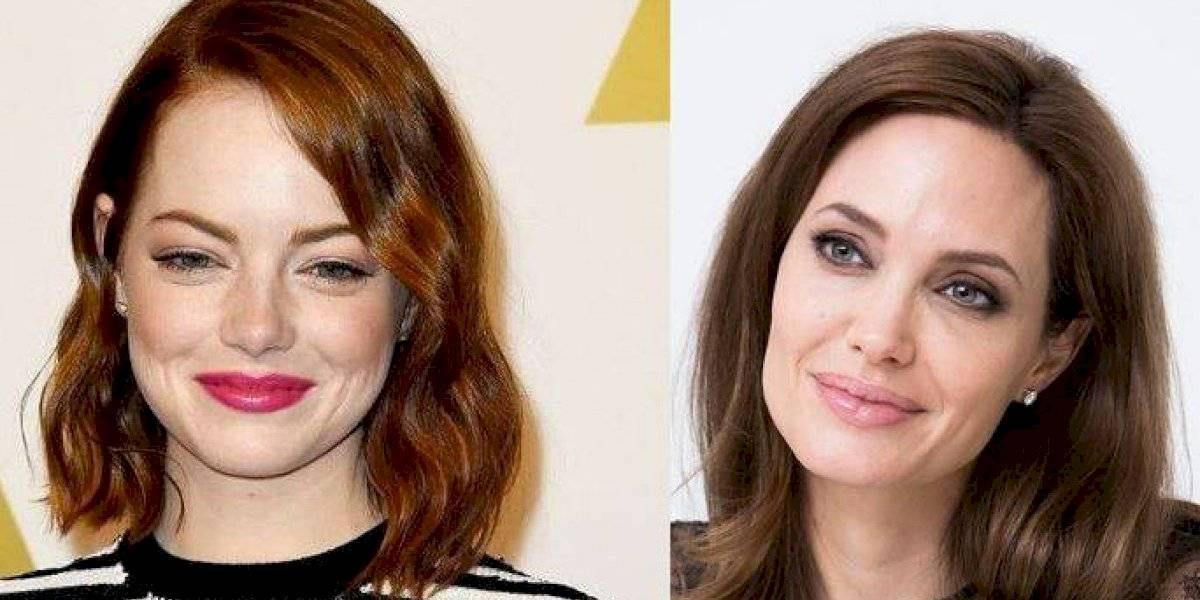 Maléfica vs. Cruella: Emma Stone le dará batalla a Angelina Jolie como villana de Disney