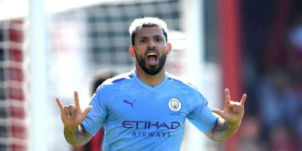 Claudio Bravo fue suplente: Manchester City derrotó a Bournemouth en condición de visitante
