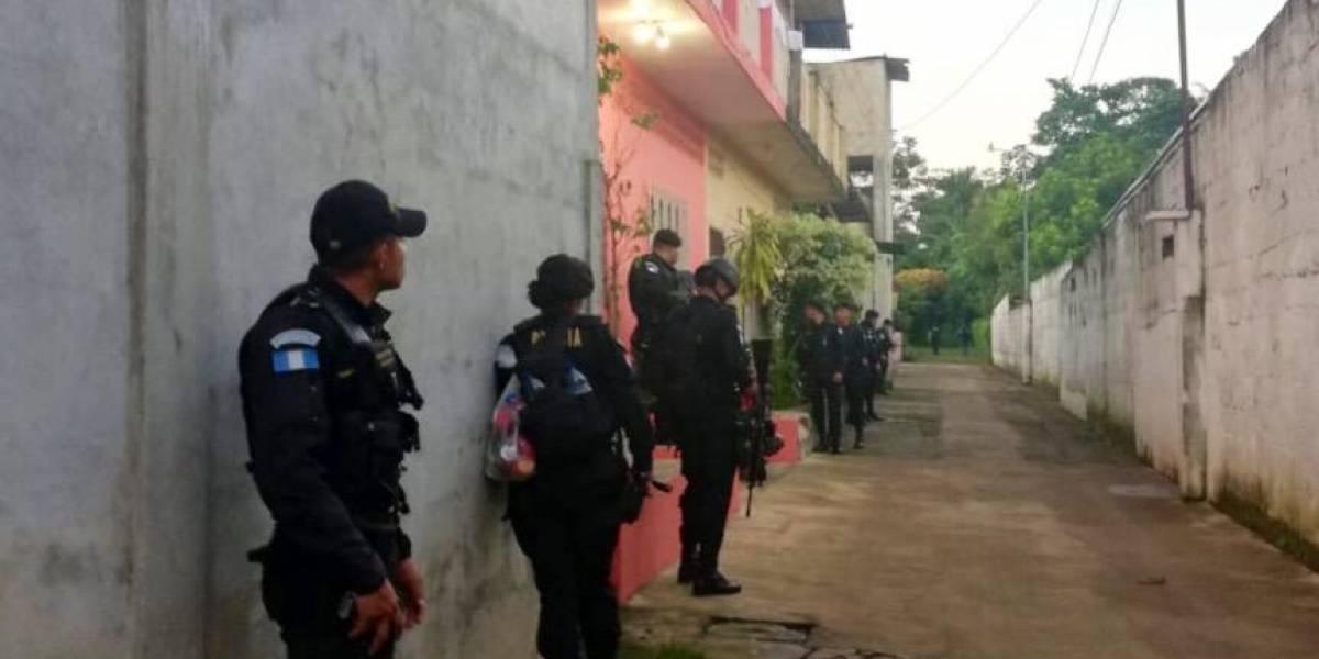 Operación Imperio busca desarticular estructuras de narcotráfico