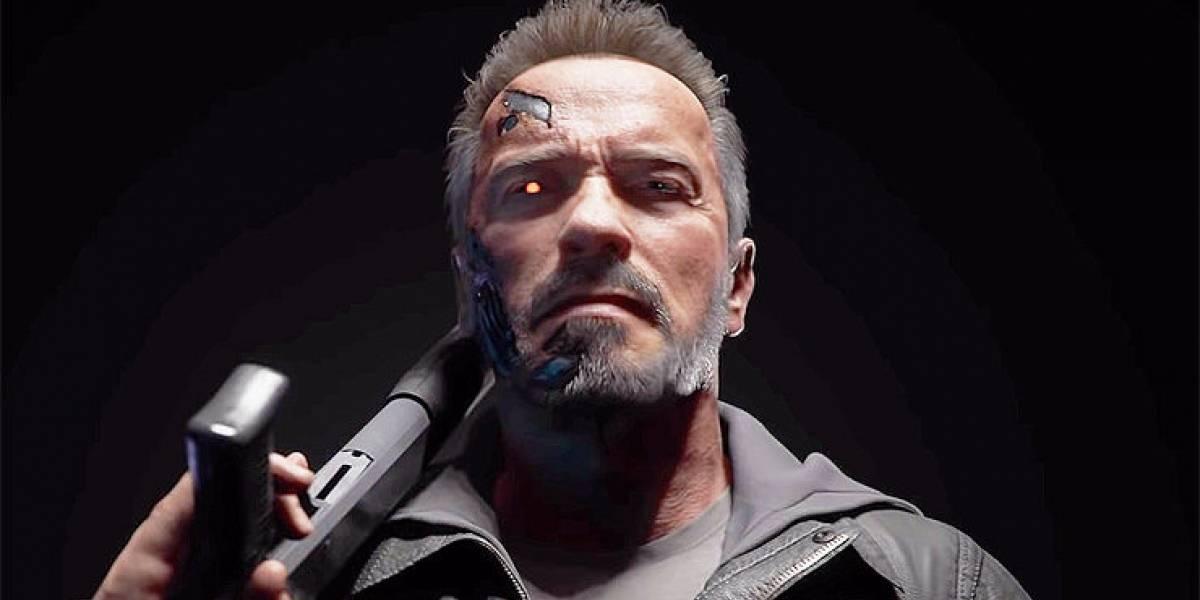 Mortal Kombat 11:  Arnold Schwarzenegger no estará en el juego