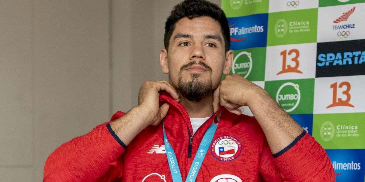 """Thomas Briceño, el """"judoka de oro"""": """"Si queremos medallas olímpicas hay que invertir en los pequeños"""""""
