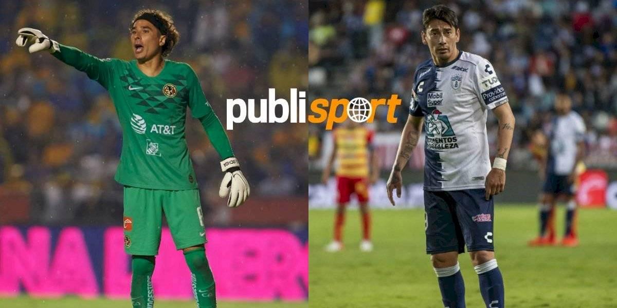 América vs Pachuca ¿Dónde y a qué hora ver el partido?