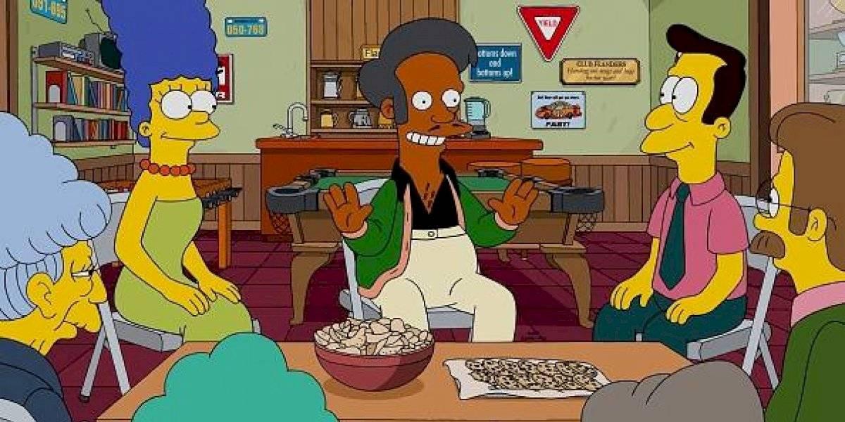 "Gran noticia: Apu Nahasapeemapetilon no será retirado de ""Los Simpson"""