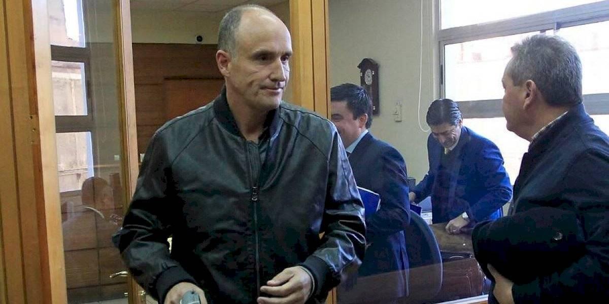 Javier Margas es formalizado por cuasidelito de lesiones graves a dos jóvenes