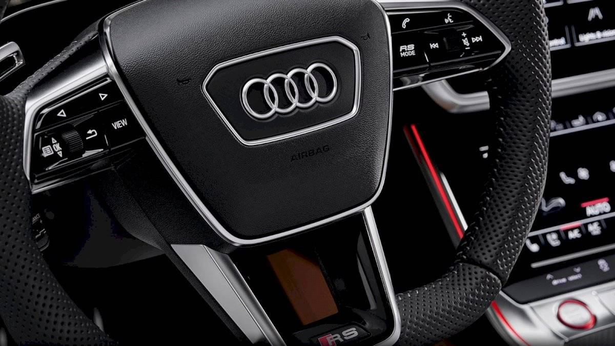 Audi RS 6 Avant 2020 volante