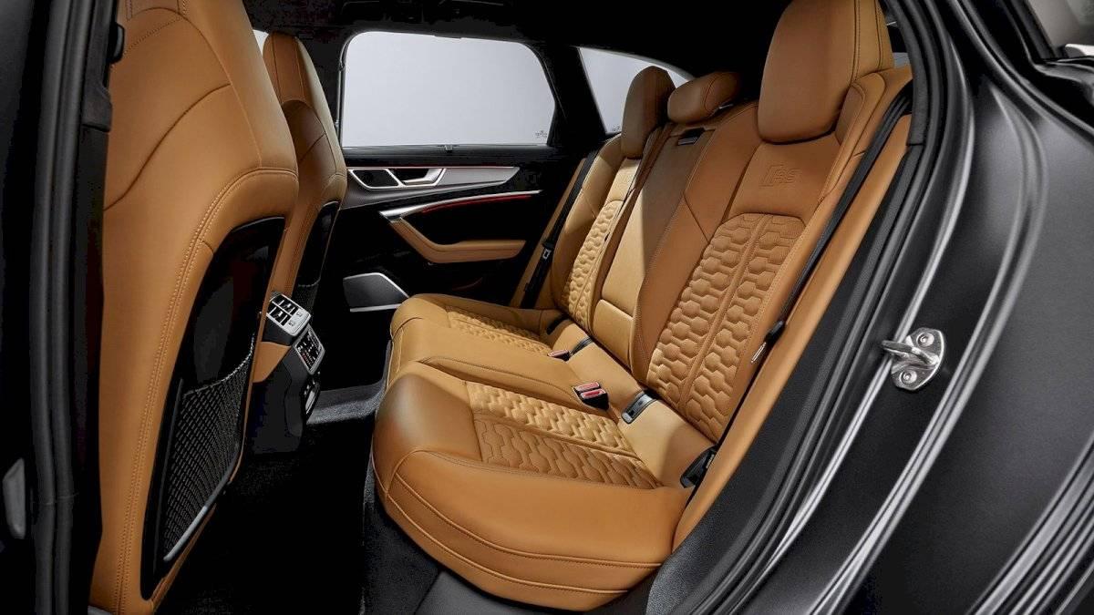 Audi RS 6 Avant 2020 interiores