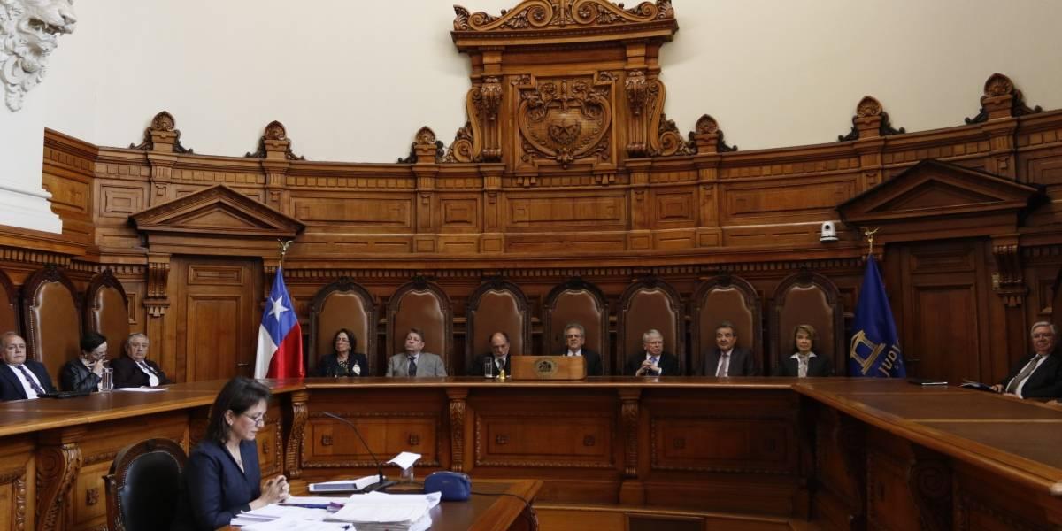 Corte Suprema decidió remover a los jueces Emilio Elgueta y Marcelo Vásquez