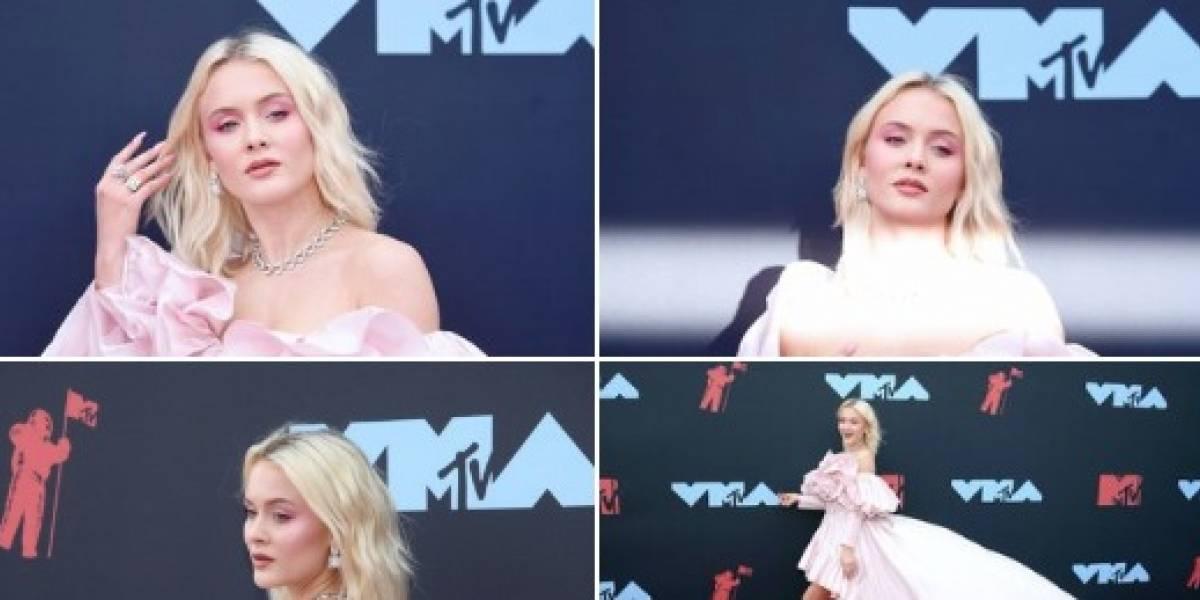 Puro glamour: los mejores vestidos de los MTV VMAs 2019