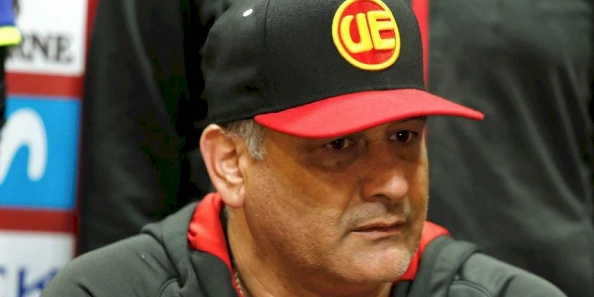 """Ronald Fuentes, nuevo entrenador de Unión Española: """"Estoy capacitado para sacar al equipo de esta mala racha"""""""