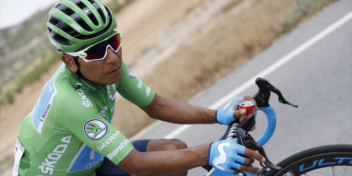 Nairo Quintana confirma su adiós a Movistar