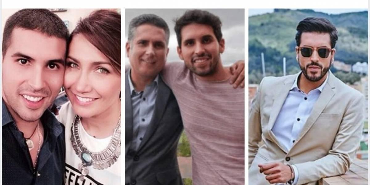 """Televidentes le recuerdan al hijo de Marlon Moreno su pasado """"oscuro"""" con Adriana Betancur"""