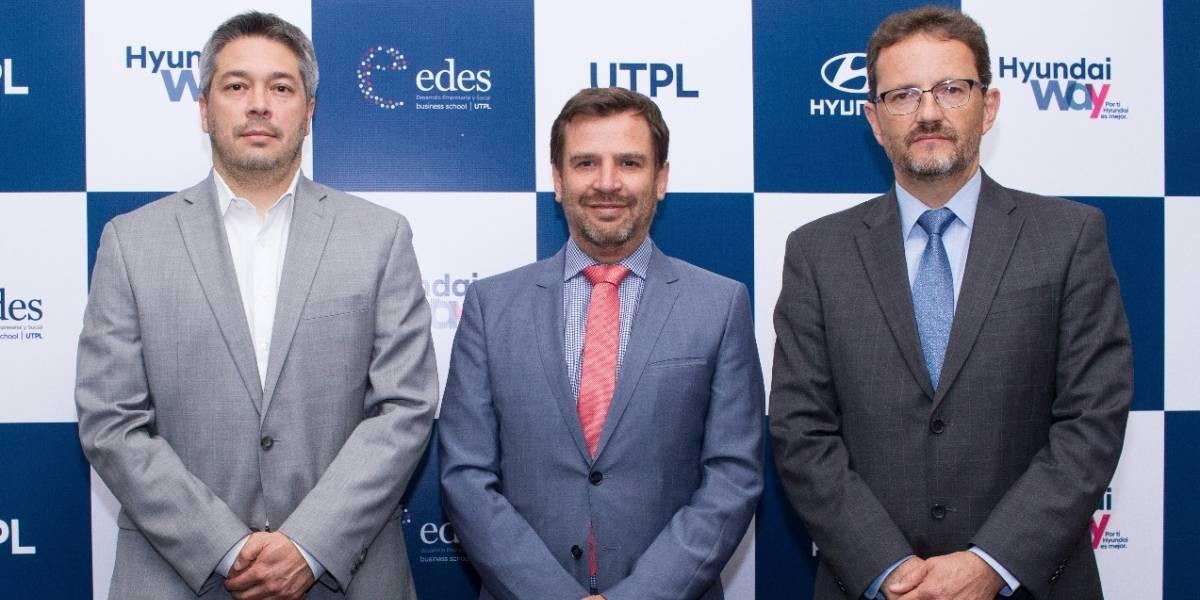Neohyundai y UTPL formarán especialistas en ventas de vehículos