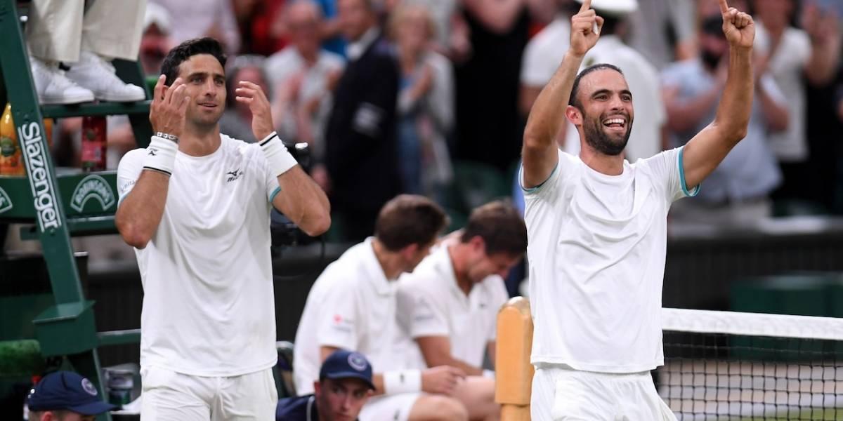 Juan Sebastián Cabal y Robert Farah van por el sueño americano en el US Open