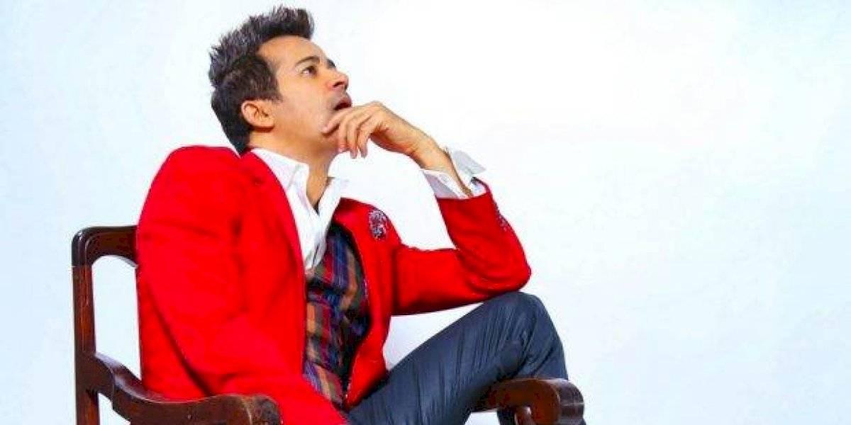 Carlos David canta hoy martes 27 de agosto en Casa de Teatro