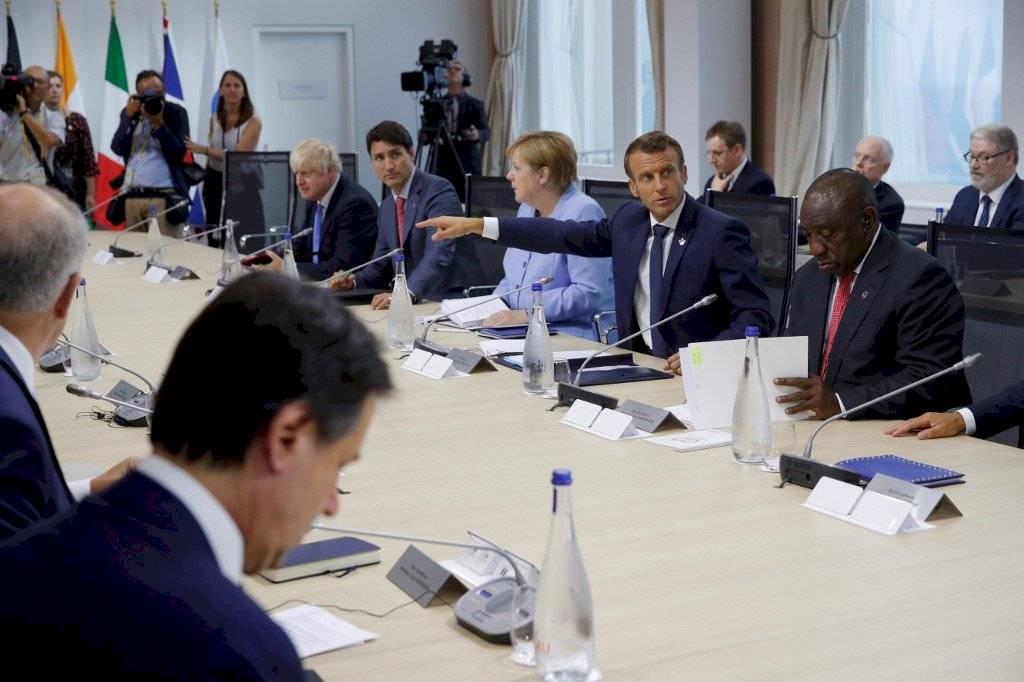 Cumbre del G7