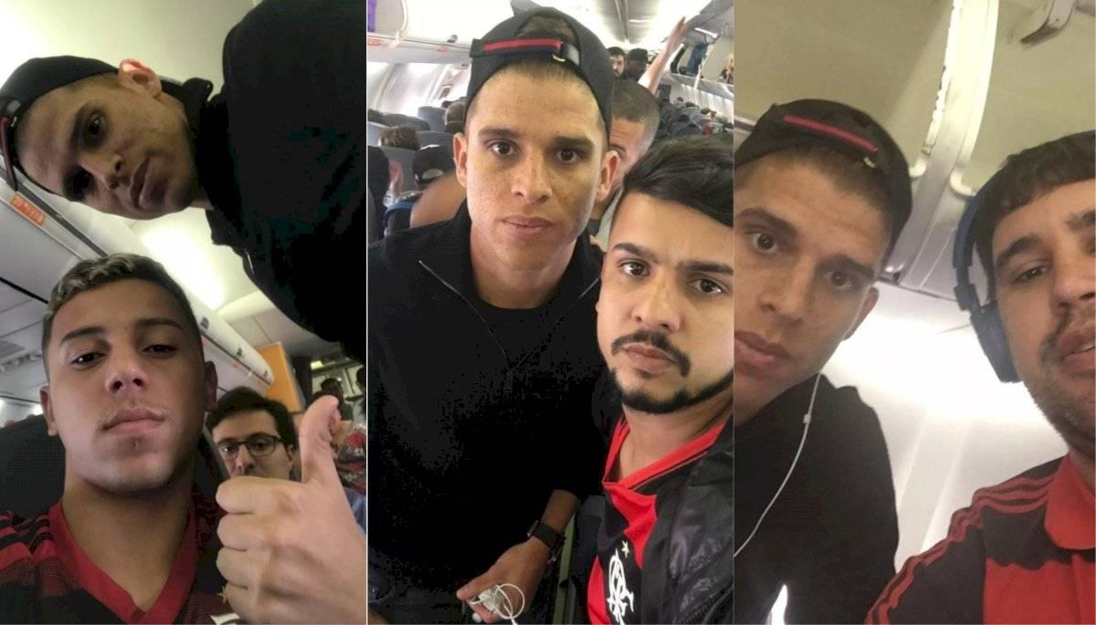 Flamengo cambió decisión sobre Gustavo Cuéllar y su separación