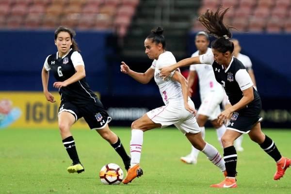 CDF transmitirá de forma exclusiva la Copa Libertadores femenina 2019