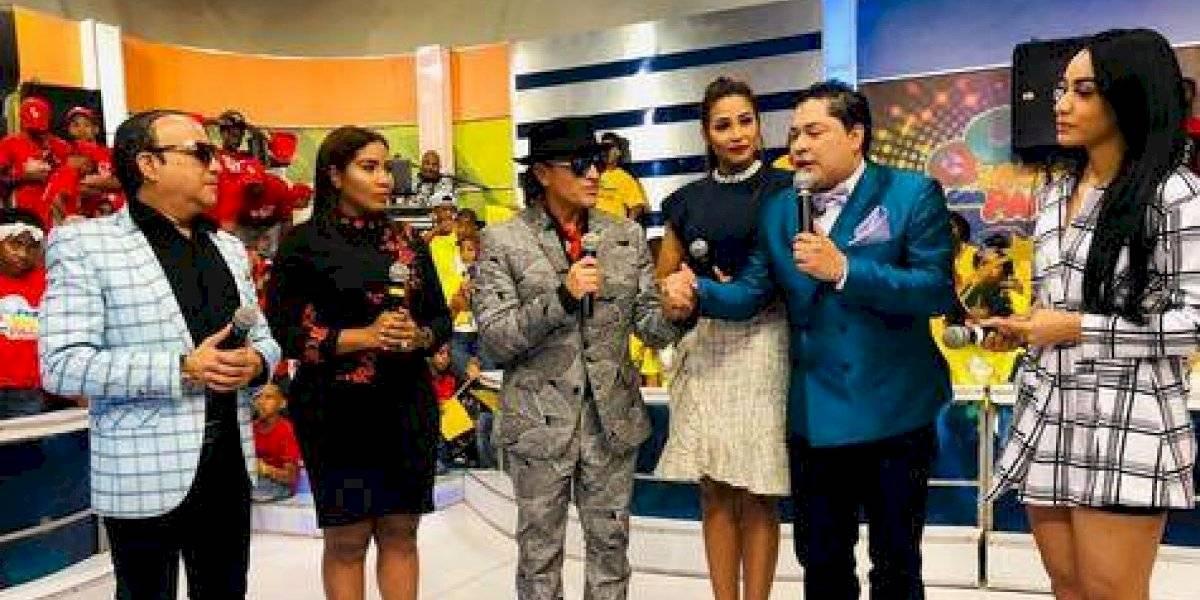Elvis Crespo agradece el cariño del pueblo dominicano