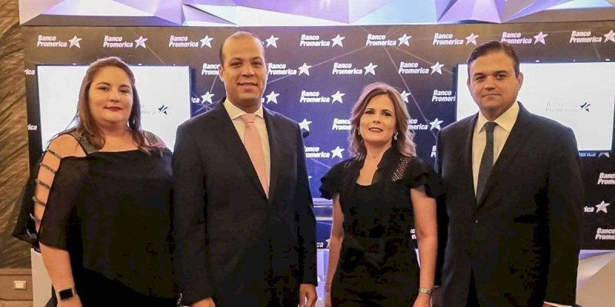 Banco Promerica puso de manifiesto los importantes logros y proyectos de la entidad