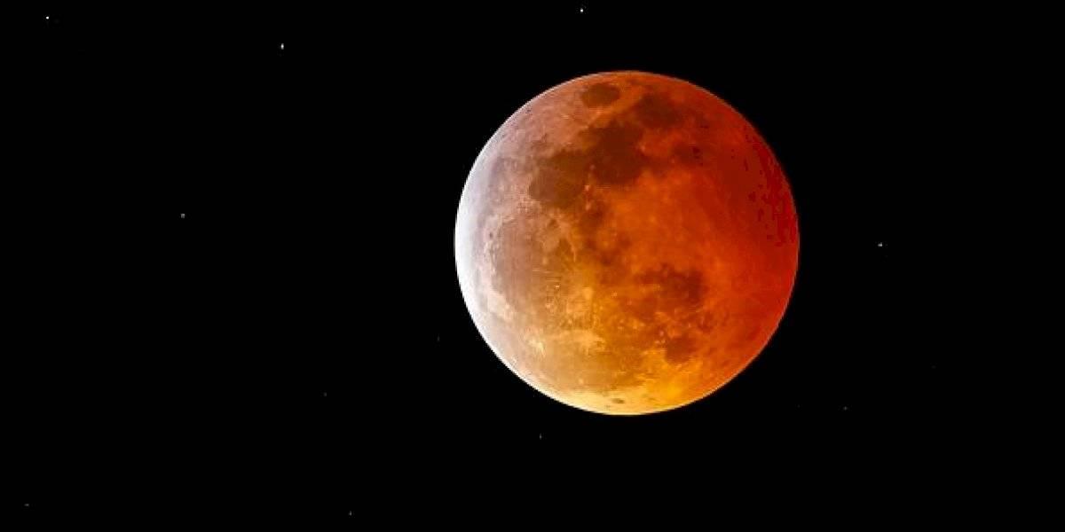 Más brillante que el Sol: NASA publica impresionante imagen de la Luna como nunca se había visto
