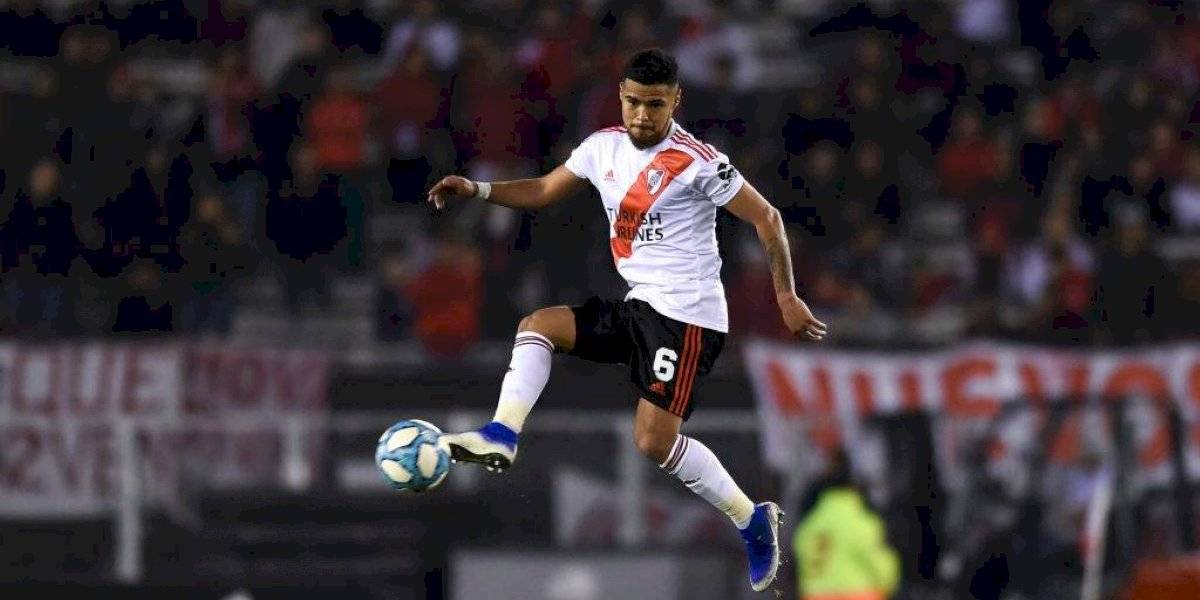 """""""Mostró despliegue y tuvo la ocasión más clara"""": En Argentina elogiaron el debut de Paulo Díaz en River Plate"""