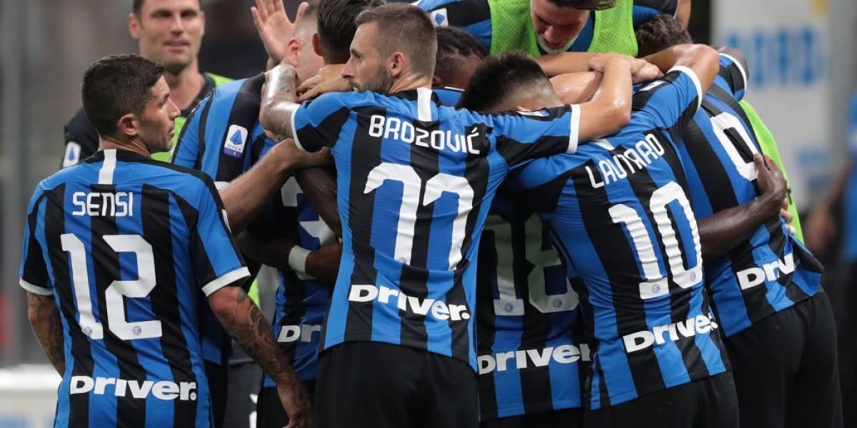¿Necesita a Alexis Sánchez? Inter de Milán goleó a Lecce en el inicio de la Serie A
