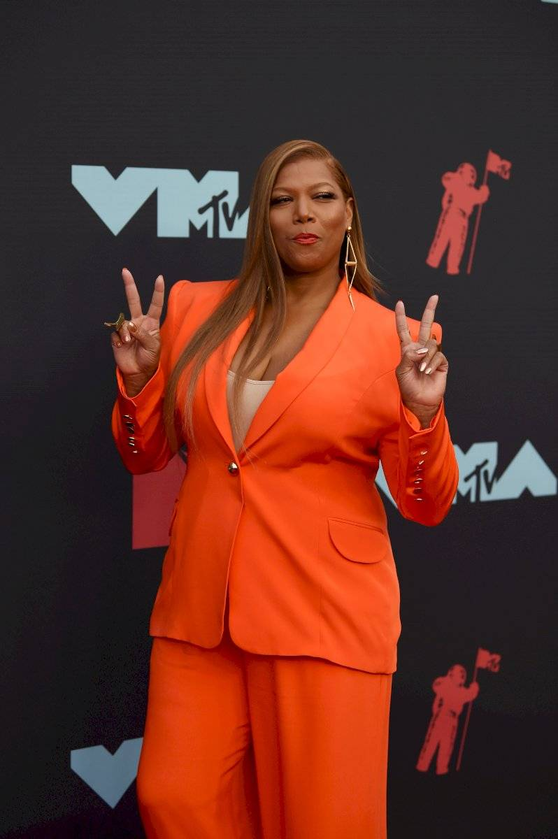 Queen Latifah Getty Images
