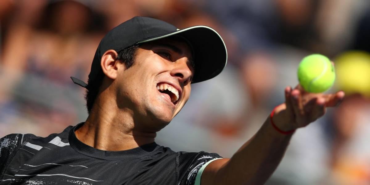 """La sinceridad de Garin tras su debut ganador en el US Open: """"Partí un poco tenso y esto me da mucho para aprender"""""""
