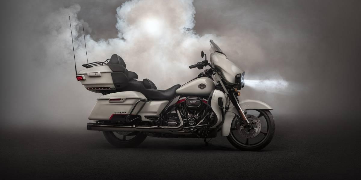 Estas son las nuevas Harley-Davidson 2020