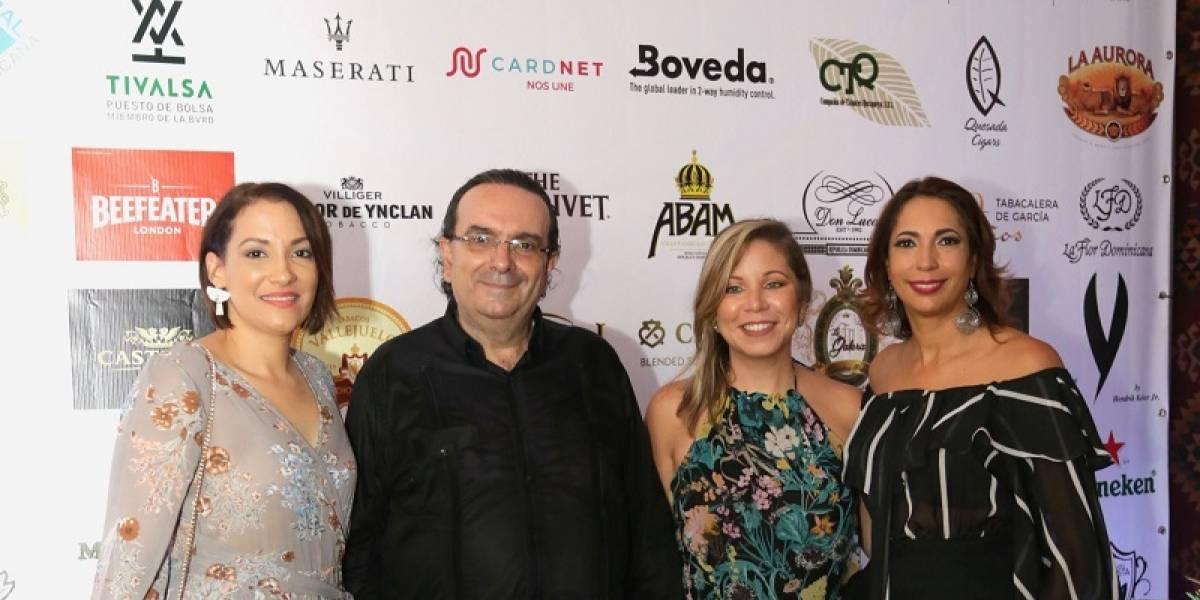 "TeVimosEn: Cigarro Dominicano celebra su tradicional evento ""Humos de Lujo Cigar Fashion Show"""