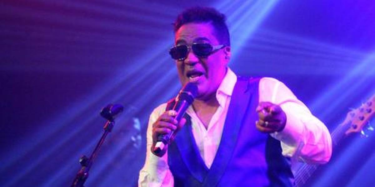 Kinito Méndez: 30 años cantando merengue