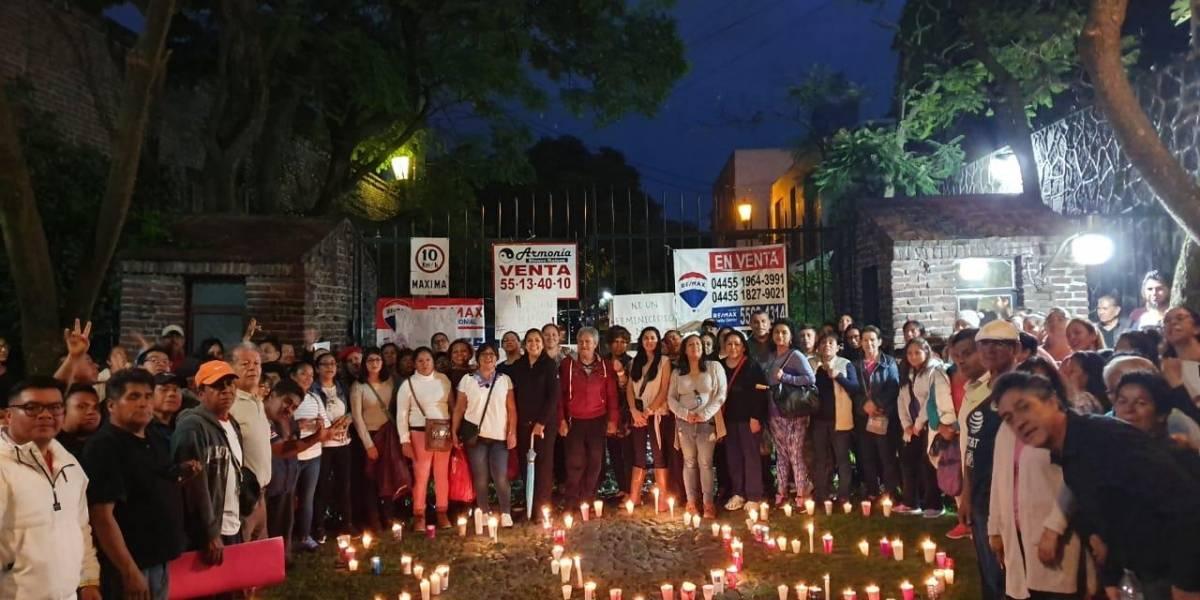 Lanzan S.O.S en Tlalpan por feminicidios; piden activar alerta de género