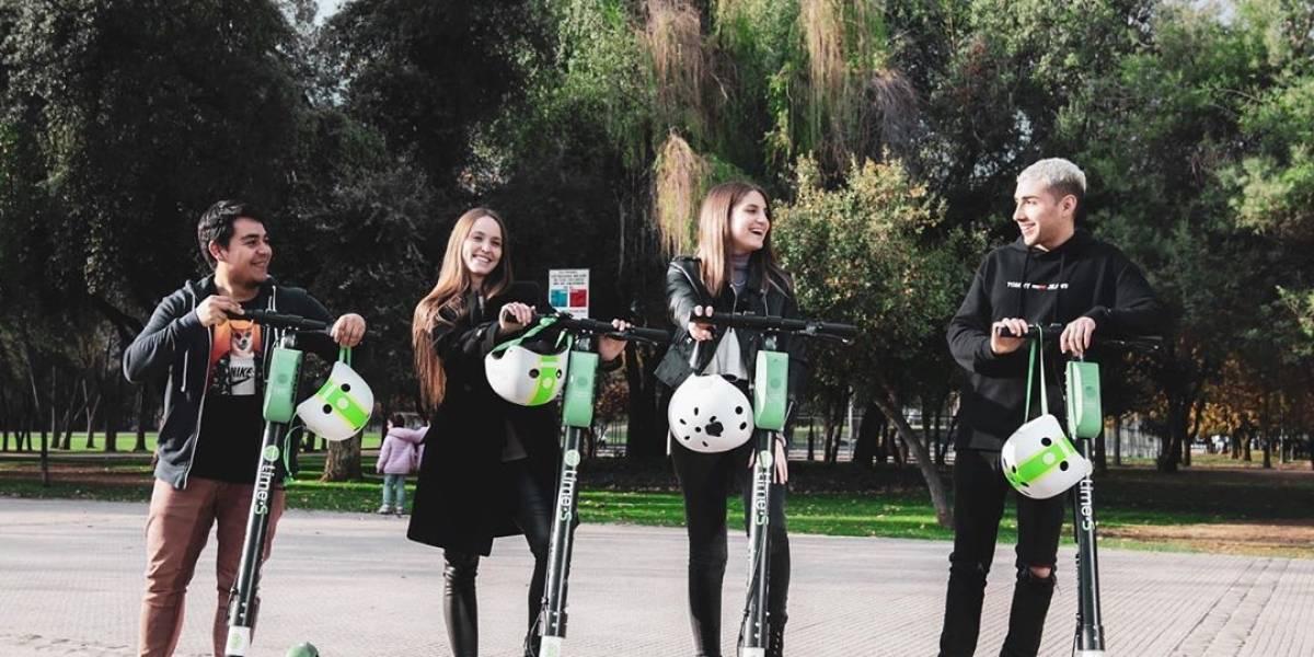 Viajes grupales en scooter, la nueva alternativa de Lime
