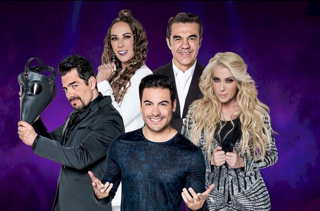 El programa está conformado por Yuri, Carlos Rivera, Adrián Uribe y Consuelo Duval Instagram
