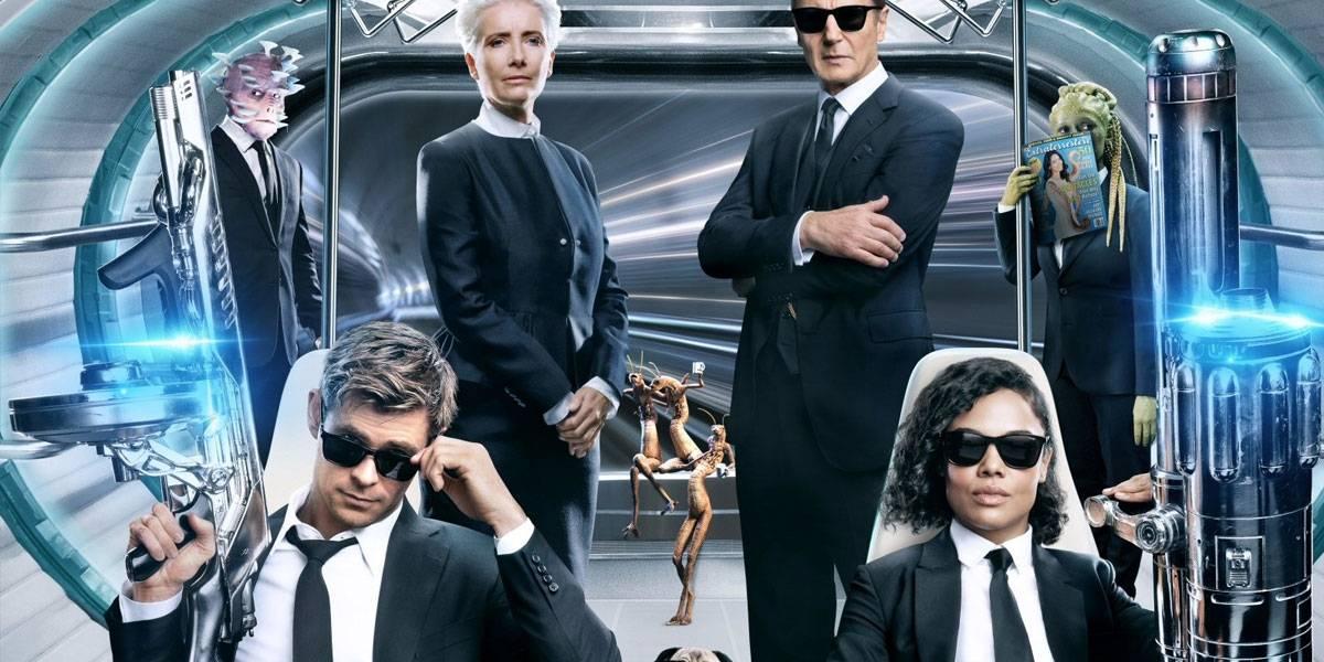 Avengers: Endgame es aplastada por Men in Black: International como la película más pirateada