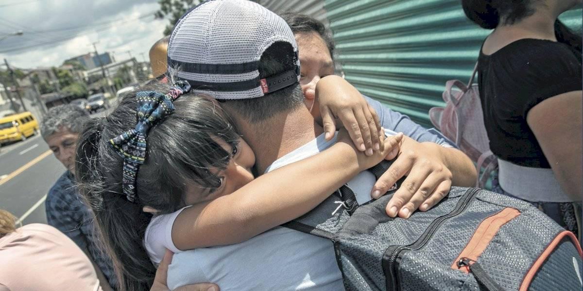 Realizarán jornada de documentación para retornados de México y EE.UU.
