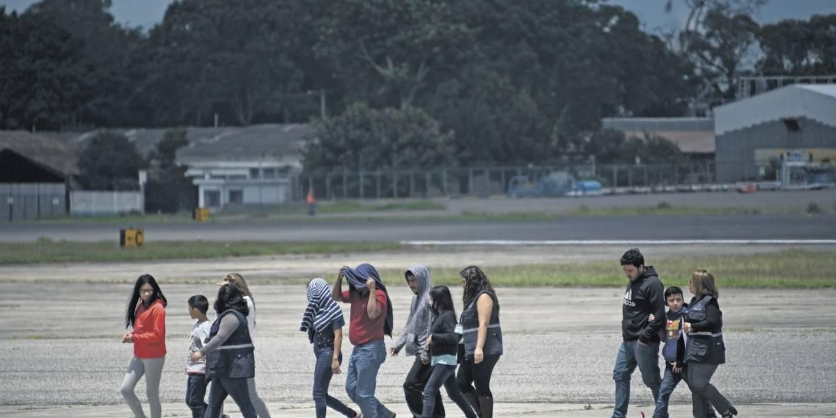 Más de 76 mil guatemaltecos han sido retornados de México y EE.UU.