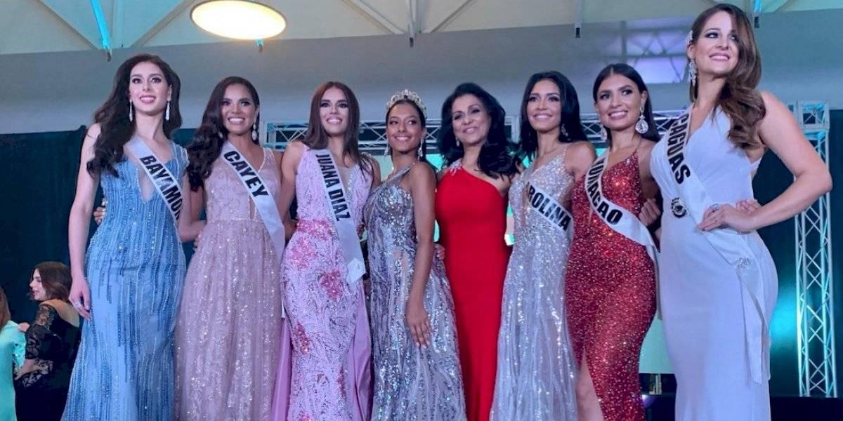Miss Mundo Puerto Rico 2019 ya tiene sus 6 finalistas