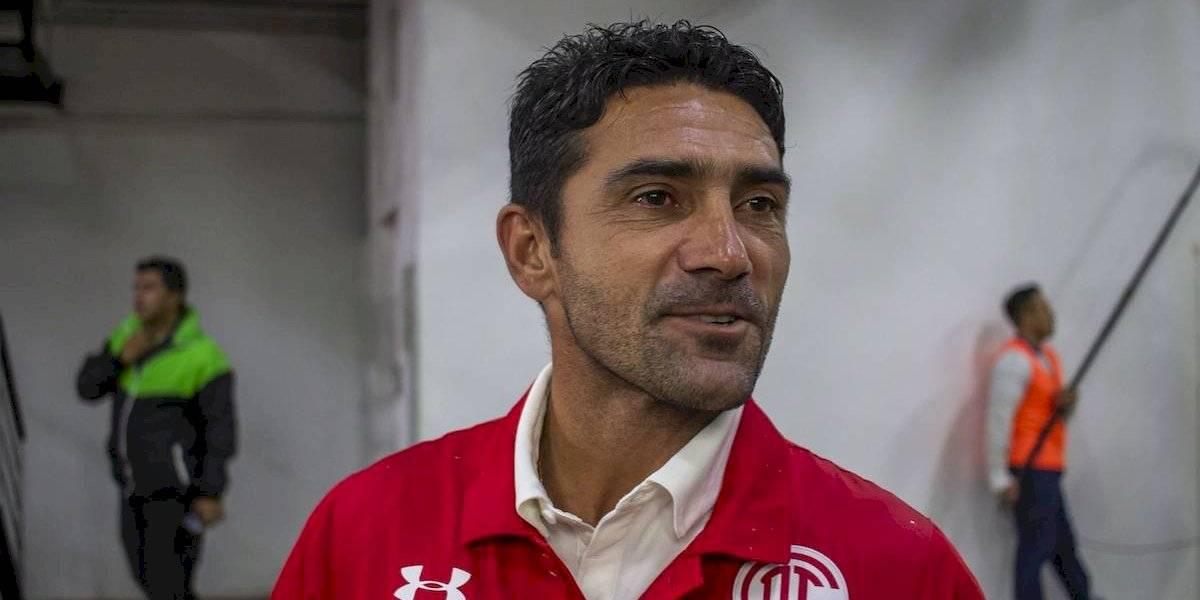 Oficial: Antonio Naelson 'Sinha' es nuevo Director Deportivo del Toluca