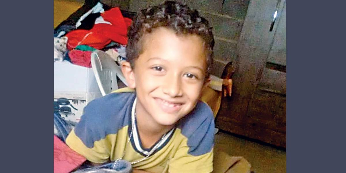Polícia suspeita que corpo encontrado seja de garoto desaparecido em Registro