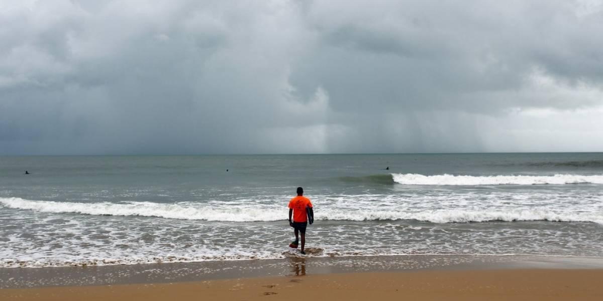 Tormenta tropical Dorian, cerca de convertirse en huracán