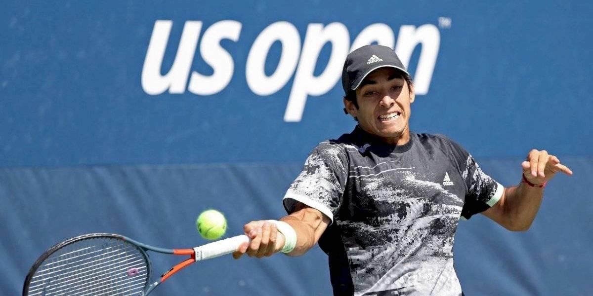 Minuto a minuto: Cristian Garin debuta ante Christopher Eubanks en la primera ronda del US Open